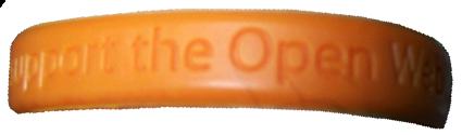 The Mozilla Cause Bracelet