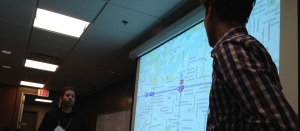 Transit mapping
