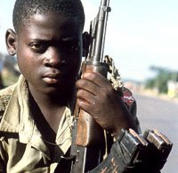LRA Child Soldier